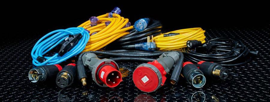 Picture for category Pin & Sleeve Extension Cords